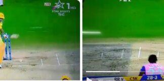 WATCH: স্ট্যাম্পে বল লাগার পরও অ্যাম্পায়ার দেননি ধোনিকে আউট, এরপর ধোনি ব্যাটে হল রান বৃষ্টি