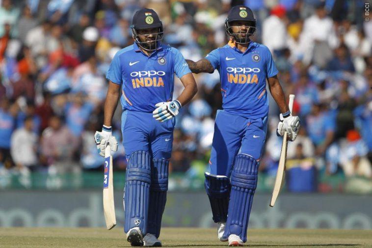 INDvAUS:মোহালি ওয়ানডে: ৩৫৮ রানের বিশাল স্কোর গড়ার পরও এই ভারতীয় খেলোয়াড় সোশ্যাল মিডিয়ায় হচ্ছেন ঠাট্টার পাত্র 1