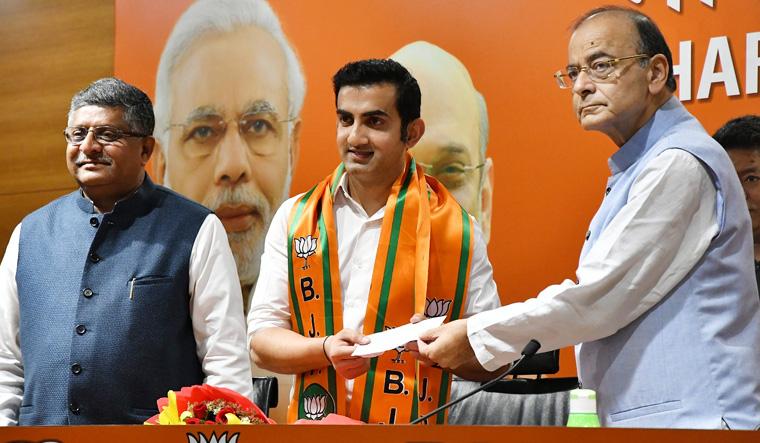 ভারতীয় দলের প্রাক্তন ক্রিকেটার গৌতম গম্ভীর যোগ দিলেন এই রাজনৈতিক দলে, দাঁড়াতে পারেন ভোটে 1