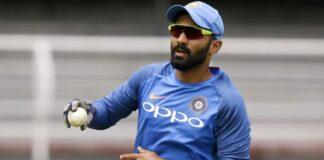 Dinesh Kartik said that the opportunity was not available in the Australia series!