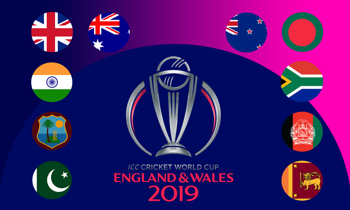 ICC2019: Ten Squad Possible Squad before World Cup!