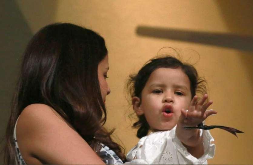 ভিডিয়ো: ঈশান্ত করলেন ধোনিকে আউট, তো জীবা প্রতিক্রিয়া দিয়ে একি বললেন! 2