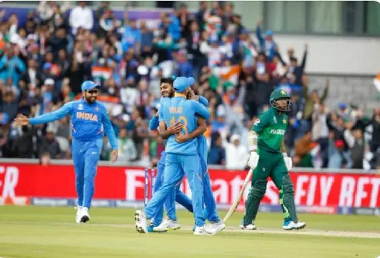 INDvsPAK: ভারত পাকিস্তানকে ডাকওয়র্থ লুইস নিয়মে ৯০ রানে হারাল, টুইটারে ছাইলেন এই খেলোয়ায়ড় 1