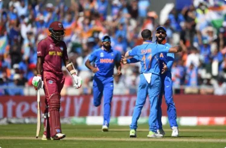 INDvsWI: ভারত ওয়েস্টইন্ডিজকে ১২৫ রানের ব্যবধানে হারাল, দেখুন সম্পূর্ণ স্কোরকার্ড 2