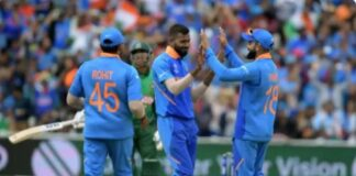 INDvsBAN: বাংলাদেশকে ২৮ রানে হারিয়ে ভারত সেমিফাইনালে করল জায়গায়, দেখুন স্কোরবোর্ড