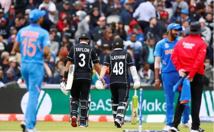 NZvsIND, 1st semi-fainal: ভারতকে ১৮ রানে হারিয়ে নিউজিল্যান্ড ফাইনালে বানাল জায়গা, দেখুন সম্পূর্ণ স্কোরবোর্ড 1
