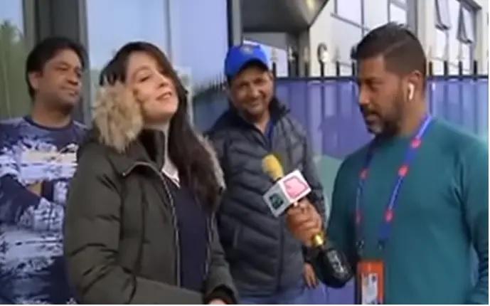 ভিডিয়ো: এই ভারতীয় খেলোয়াড়কে পাকিস্তান দলে দেখতে চান এশিয়া কাপের মিস্ট্রি গার্ল 2