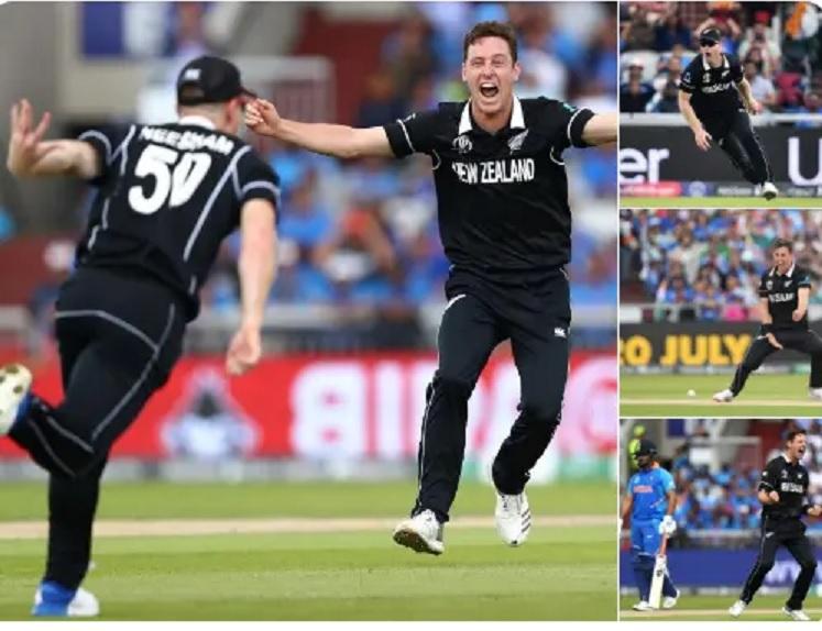 NZvsIND, 1st semi-fainal: ভারতকে ১৮ রানে হারিয়ে নিউজিল্যান্ড ফাইনালে বানাল জায়গা, দেখুন সম্পূর্ণ স্কোরবোর্ড 2