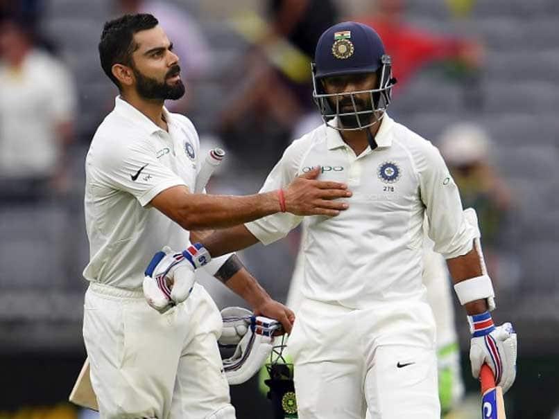 """এই ভারতীয় ক্রিকেটারকে টিমের """" স্তম্ভ """" বলে মনে করেন বিরাট কোহলি ! 4"""