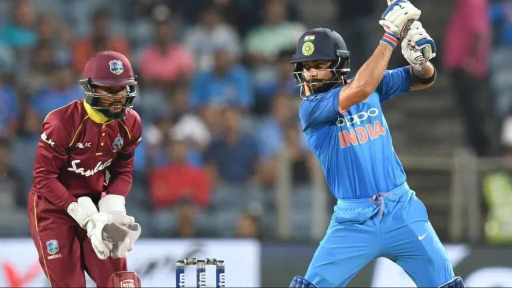WI vs IND -  ১৯ রান করতেই ২৬ বছরের এই পুরোনো রেকর্ড ভেঙে দেবেন বিরাট কোহলি 1