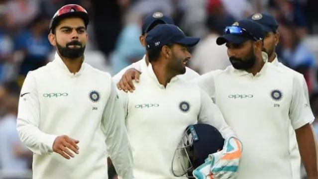 প্রথম টেস্টের জন্য ভারতীয় একাদশ ঘোষিত , এই ২ তারকা পাচ্ছেন সুযোগ