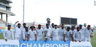 INDvsWI: ভারত ২-০ জিতল টেস্ট সিরিজ, শচীন তেন্ডুলকর থেকে শুরু করে লক্ষ্মণ পর্যন্ত তারকারা জানালেন শুভেচ্ছা