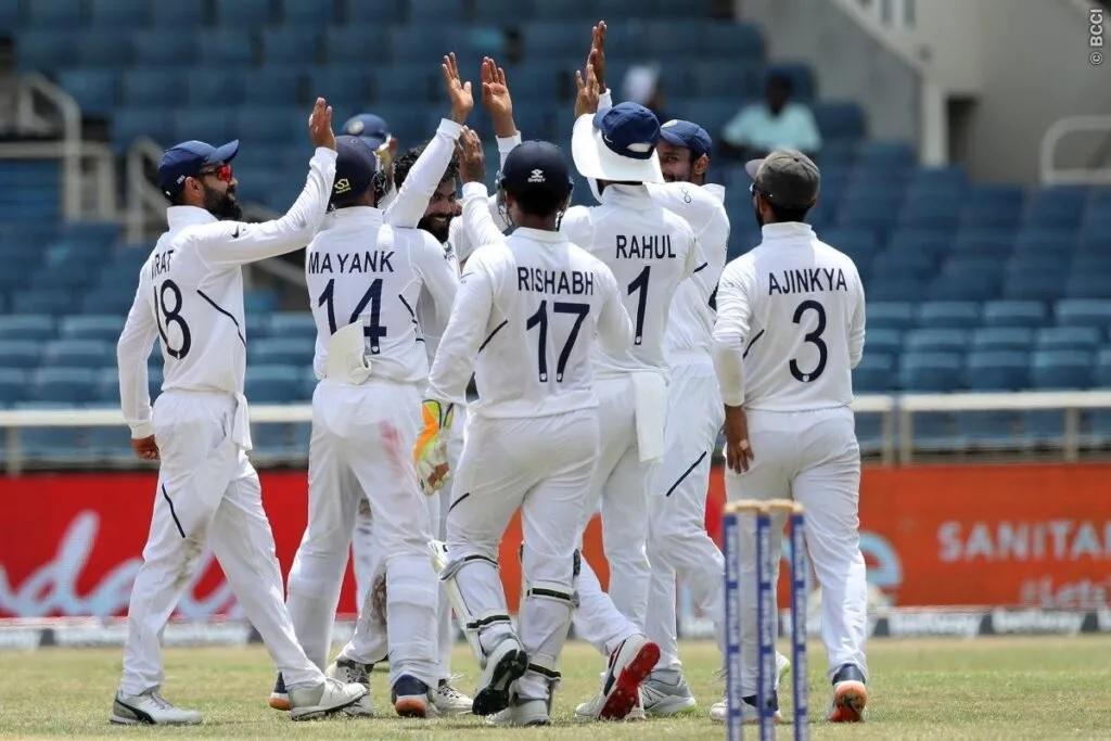 INDvsWI: ভারত ২-০ জিতল টেস্ট সিরিজ, শচীন তেন্ডুলকর থেকে শুরু করে লক্ষ্মণ পর্যন্ত তারকারা জানালেন শুভেচ্ছা 1