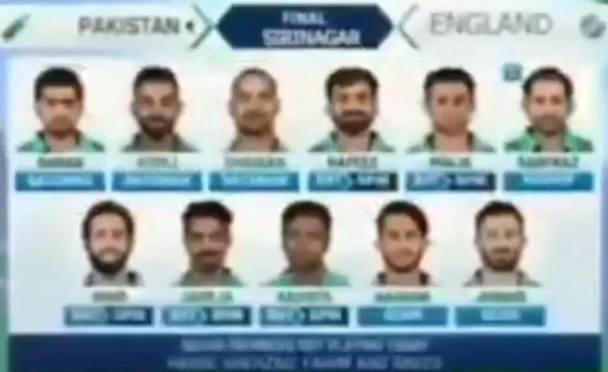 ভিডিয়ো: কাশ্মীর আর ভারতীয় ক্রিকেটারদের নিয়ে একি ভিডিয়ো বানাল পাকিস্তান, দেখলে লজ্জায় মাথা নত হবে ভারতীয়দের 2