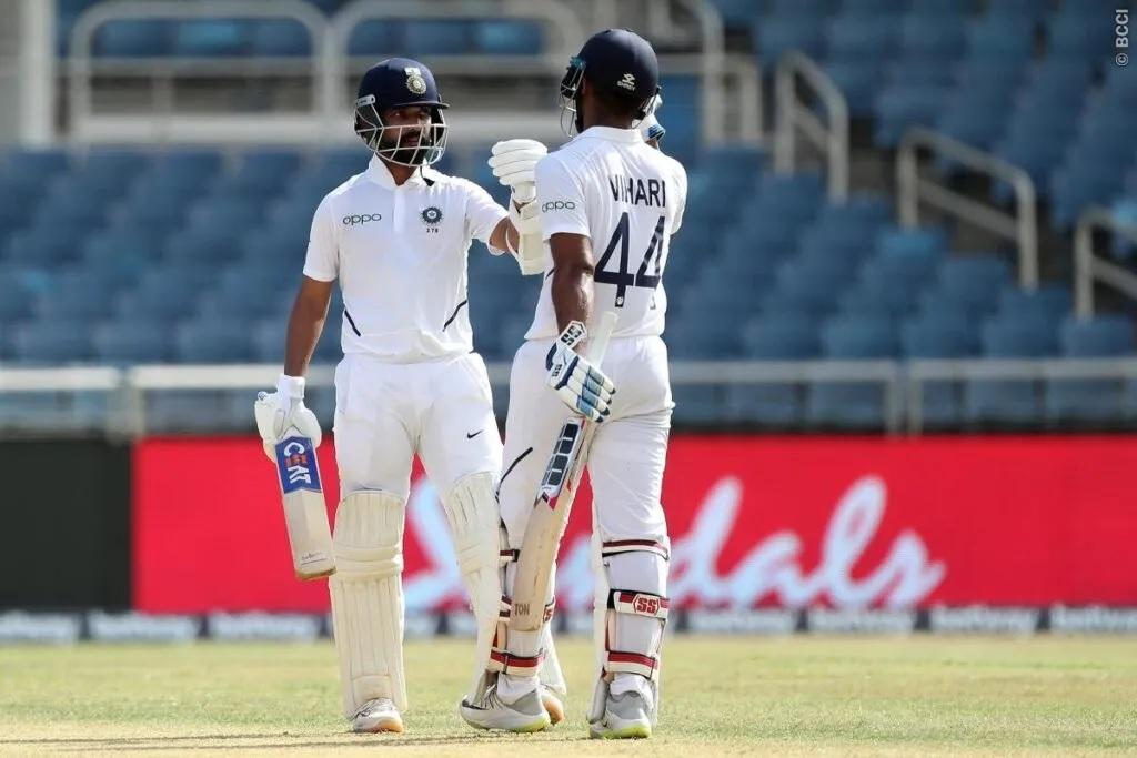 WIvsIND: জয়ের দিকে ভারতীয় দল, ৪৬৮ রানের লক্ষ্যের সামনে ওয়েস্টইন্ডিজের দুই উইকেট পড়ল 4