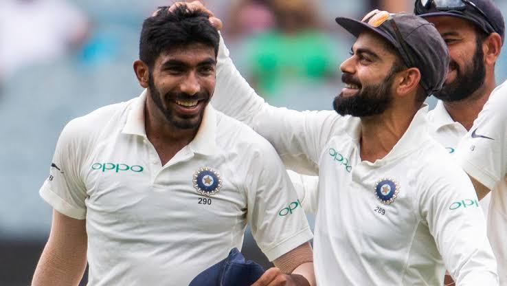 ২০১৩ সালে জসপ্রীত বুমরাহ ' র টেস্টে সাফল্যের বিষয়ে আশাবাদী ছিলেন এই প্রাক্তন তারকা ভারতীয় ক্রিকেটার 1