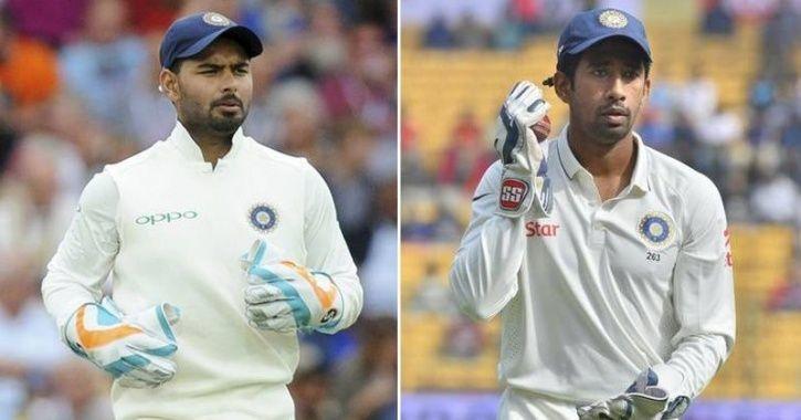 সাউথ আফ্রিকার বিরুদ্ধে টেস্ট সিরিজে পন্থের বদলে খেলুক ঋদ্ধি, চাইছেন এই প্রাক্তন ভারতীয় ক্রিকেটার 3