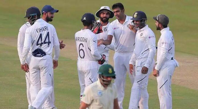 INDvsSA: ভারতের মুঠোয় রাঁচি টেস্ট, জয় থেকে মাত্র দু পা দূরে ভারতীয় দল