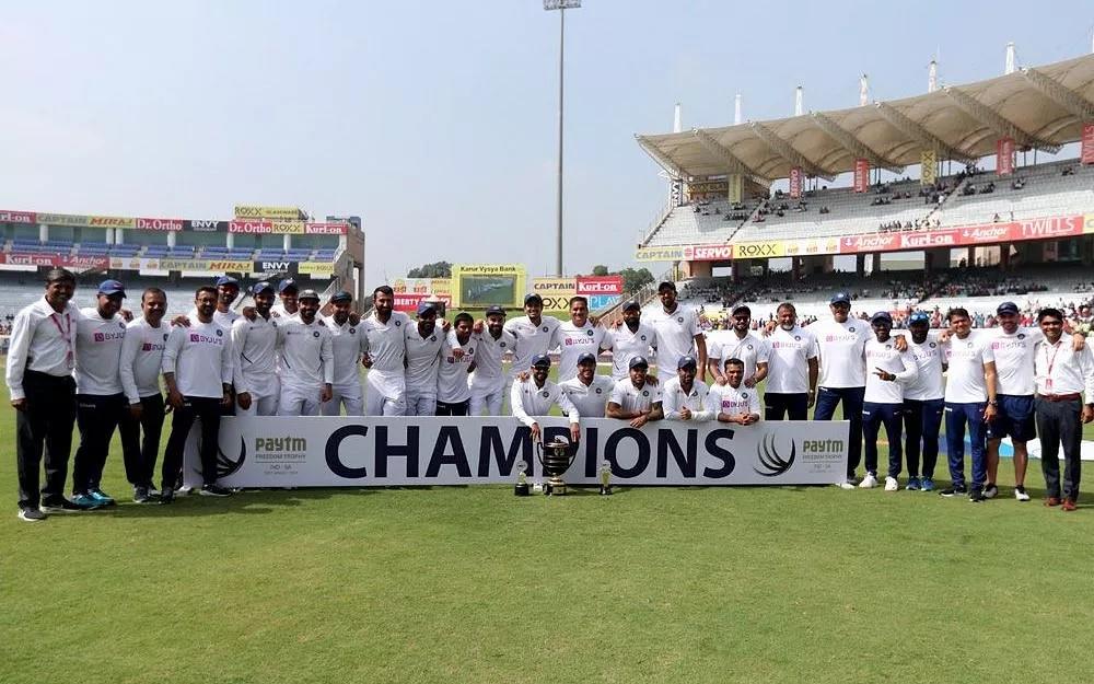 আইসিসি টেস্ট চ্যাম্পিয়নশিপ: রাঁচি টেস্টের পর বদলালো পয়েন্টস টেবিল, এখন টপ ৩তে এই দল