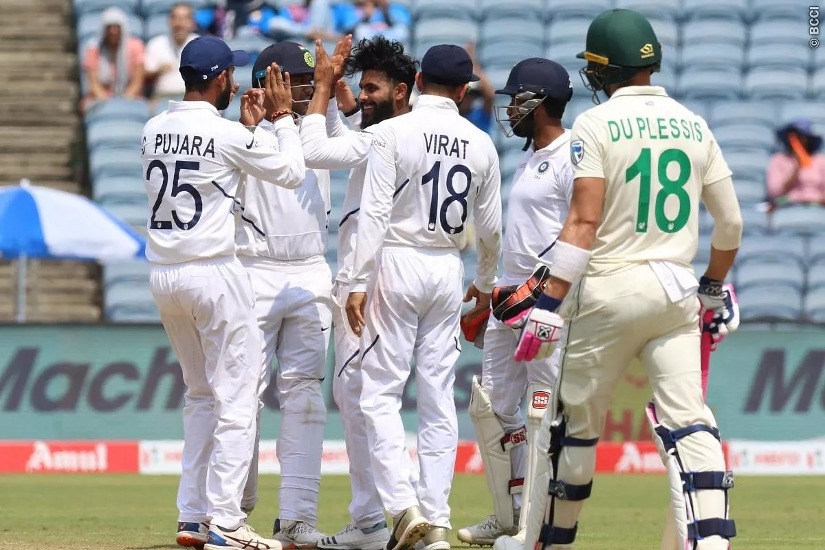 INDvsSA: ২৭৫ রানে শেষ দক্ষিণ আফ্রিকা, অশ্বিনের নামে নথিভুক্ত হল এক নতুন কৃতিত্ব