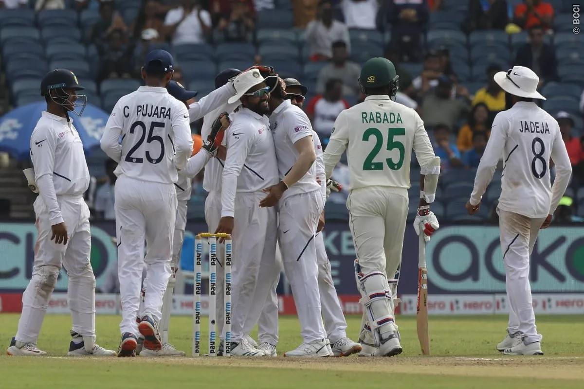 INDvsSA: কাঁধের চোটের কারণে তৃতীয় টেস্ট থেকে ছিটকে গেলেন এই তারকা 1