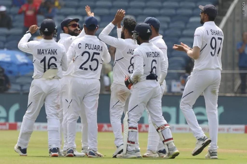 টিম ইন্ডিয়ার বিশ্ব টেস্ট চ্যাম্পিয়নশিপের আরো একটা সিরিজ জেতায় বদলালো পয়েন্ট টেবিল, এই স্থানে ভারত-আফ্রিকা 1