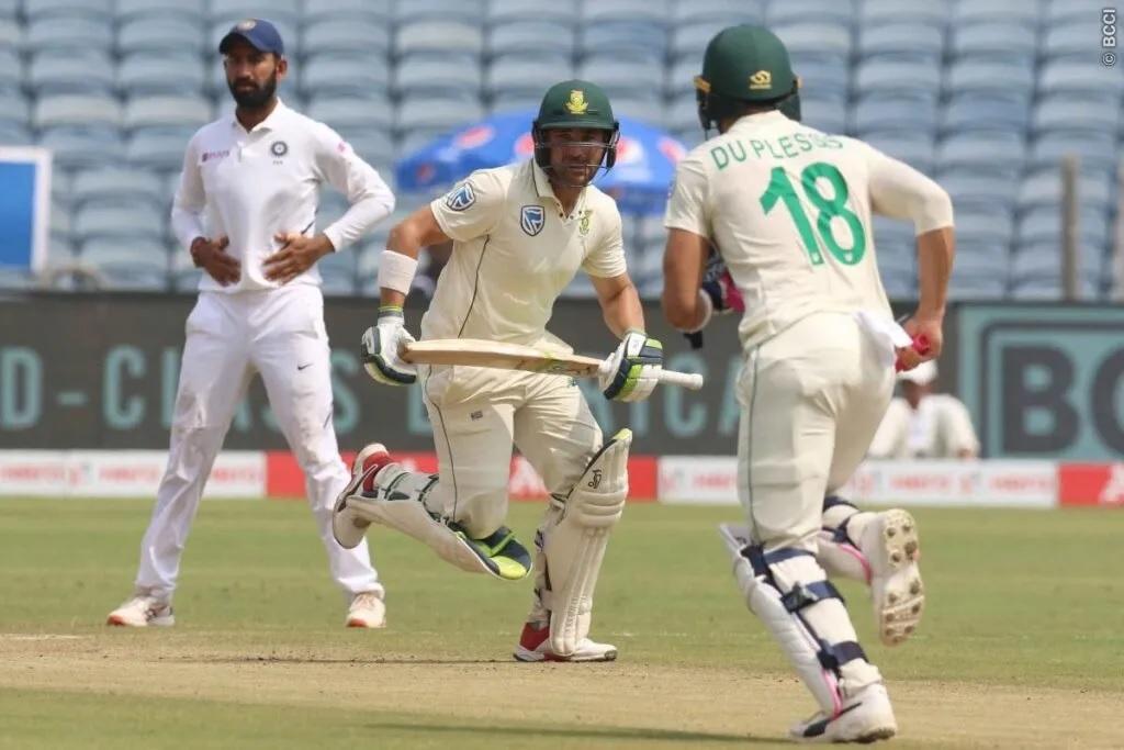 INDvsSA: দ্বিতীয় টেস্টে জয়ের দোড়গোড়ায় ভারতীয় দল, লাঞ্চ পর্যন্ত দক্ষিণ আফ্রিকার ৭৪/৪ রান 2