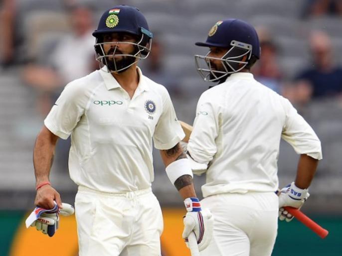 INDvsSA: ২৭৩ রান করে মজবুত স্থিতিতে ভারত, অজিঙ্ক রাহানের হওয়া সমস্যায় ৫ ওভার আগেই বিরাট শেষ করালেন দিনের খেলা 3