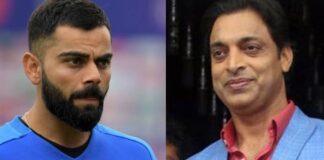 Shoaib Akhtar made a special comment on Virat Kohli