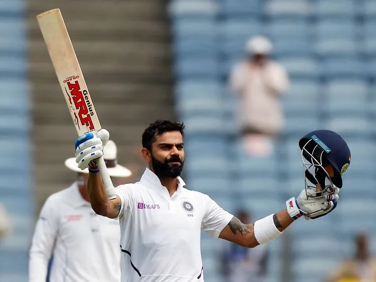 INDvsBAN: বিরাট কোহলির কাছে কলকাতা টেস্টে এই বিশ্বরেকর্ড গড়ার সুযোগ 1