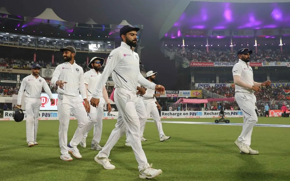 INDvsBAN: ভারত ৩৪৭ রানের স্কোরে ঘোষণা করল ইনিংস সমাপ্তি, বাংলাদেশে দ্বিতীয় ইনিংসে খেল ধাক্কা 6