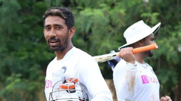 পিঙ্ক বল টেস্টের পর আহত হলেন ভারতীয় উইকেটকিপার, মুম্বাইতে হলো আঙুলের সার্জারি