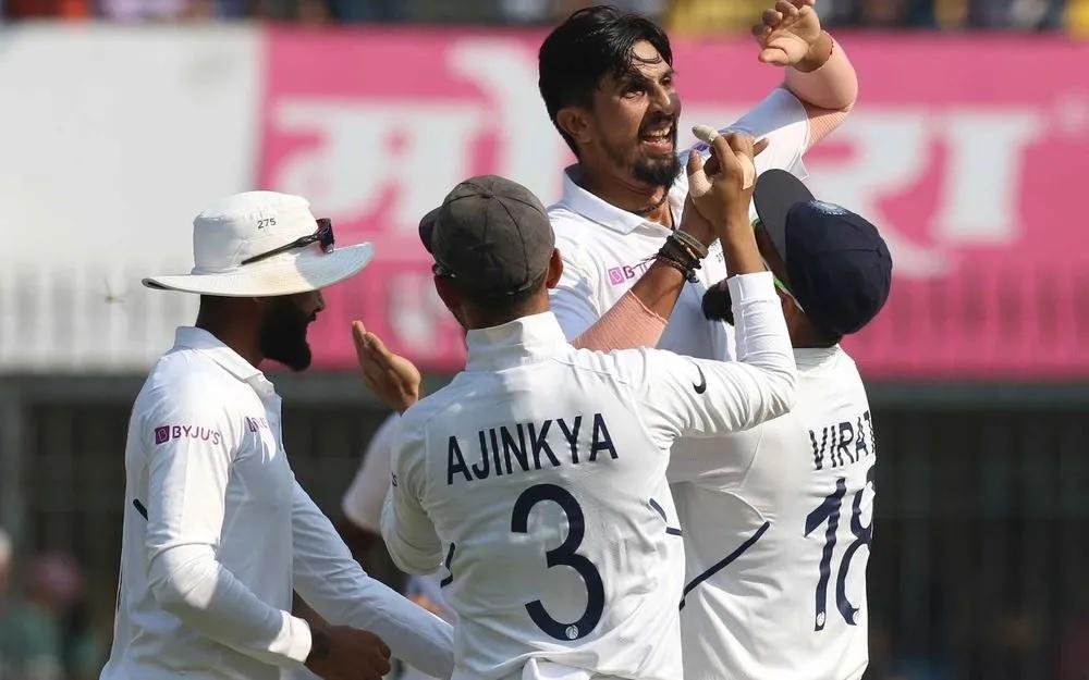INDvsBAN: শেষ ২ দুটো বলে মহম্মদ শামী ২ ব্যাটসম্যানকে পাঠালেন প্যাভিলিয়নে, ১৪০ রানে ৭ বাংলাদেশ 1