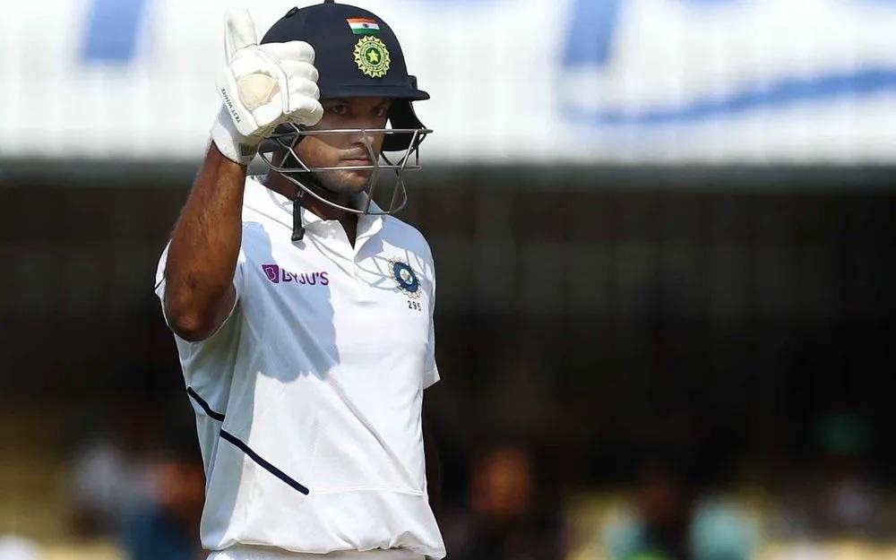 ময়ঙ্ক আগরওয়াল টেস্ট ক্রিকেটে করলেন দ্বিতীয় ডবল সেঞ্চুরি, শুভেচ্ছার লাগল লাইন 2