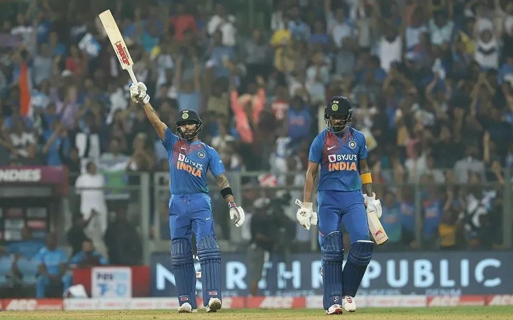 INDvsWI: ভারতীয় দল ওয়েস্টইন্ডিজকে ৬৭ রানে হারিয়ে সিরিজ ২-১ জিতল 2