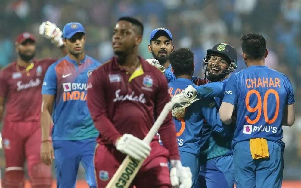 INDvsWI: ভারতীয় দল ওয়েস্টইন্ডিজকে ৬৭ রানে হারিয়ে সিরিজ ২-১ জিতল 4