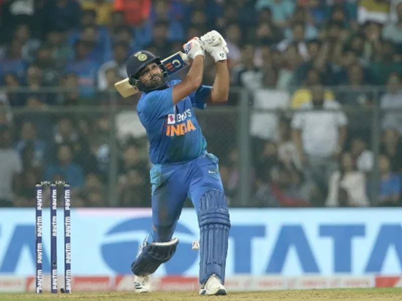 NZ vs IND: তৃতীয় ম্যাচ চলাকালীন মাত্র ৫ বলে রোহিত শর্মা করলেন ঝোড়ো ৩২ রান, ভিডিয়ো ভাইরাল 1