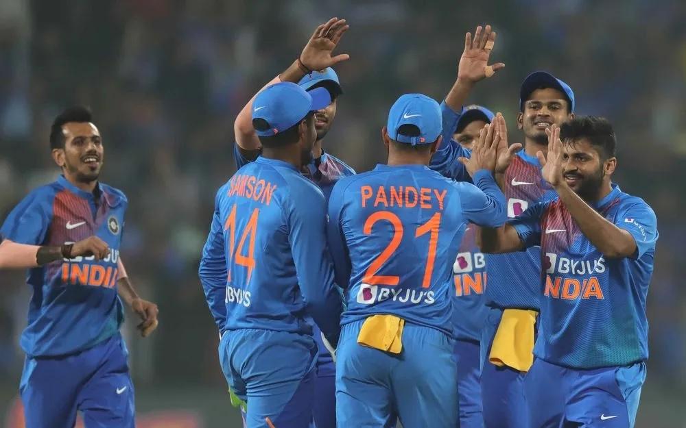 INDvsSL: ভারত শ্রীলঙ্কাকে পুণে ম্যাচে ৭৮ রানে হারিয়ে সিরিজ ২-০ ফলাফলে জিতে নিল 3