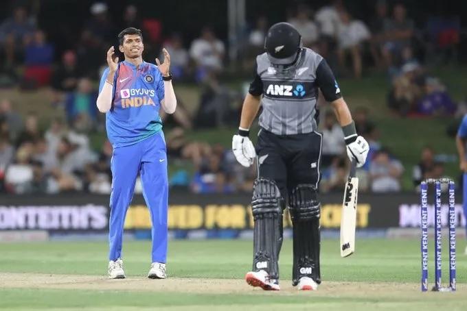 NZ vs IND: আরো একটি রোমাঞ্চকর ম্যাচে টিম ইন্ডিয়া হারাল নিউজিল্যান্ডকে, দেখে নিন কেমন ছিল ম্যাচ