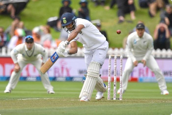 IND vs NZ: বৃষ্টির কারণে প্রথম দিন হলো স্রেফ ৫৫ ওভারের ম্যাচ, ভারত করল ১২২ রান