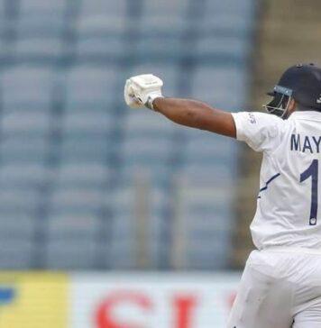 দ্বিতীয় টেস্ট ম্যাচে ৩৬ রান করতেই ময়ঙ্ক আগরওয়াল এমনটা করা দ্বিতীয় দ্রুততম ভারতীয় ব্যাটসম্যান হয়ে যাবেন