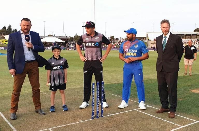 NZ vs IND: পঞ্চম টি-২০তে হলো ৯টি রেকর্ড, রোহিত শর্মা এমনটা করা বিশ্বের প্রথম খেলোয়াড় হলেন 2