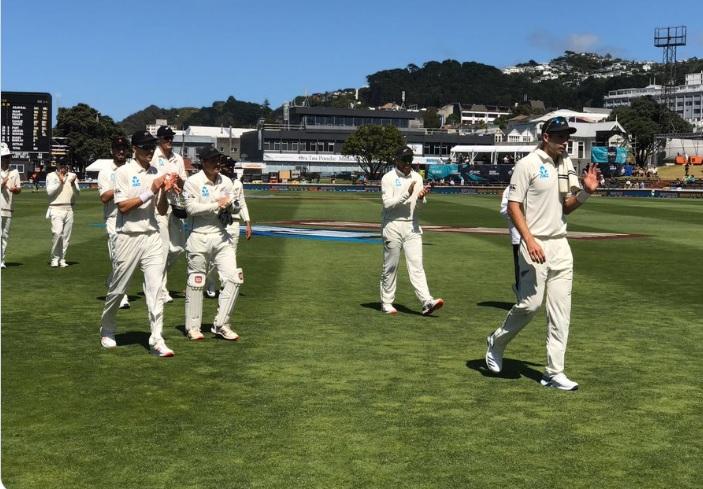 NZ vs IND: ওয়েলিংটনে টিম ইন্ডিয়াকে হতে হলো লজ্জাজনক হারের মুখোমুখি, নিউজিল্যান্ড জিতল ১০ উইকেটে 1