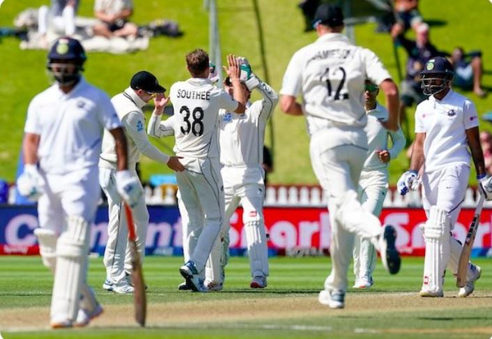 NZ vs IND: ওয়েলিংটনে টিম ইন্ডিয়াকে হতে হলো লজ্জাজনক হারের মুখোমুখি, নিউজিল্যান্ড জিতল ১০ উইকেটে 2