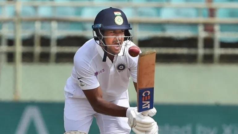 দ্বিতীয় টেস্ট ম্যাচে ৩৬ রান করতেই ময়ঙ্ক আগরওয়াল এমনটা করা দ্বিতীয় দ্রুততম ভারতীয় ব্যাটসম্যান হয়ে যাবেন 2