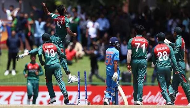 ভিডিয়ো: ভারতীয় ব্যাটসম্যানরা পুনরাবৃত্তি করলেন পাকিস্তানের ভুল, অদ্ভুতভাবে হলেন রান আউট 3