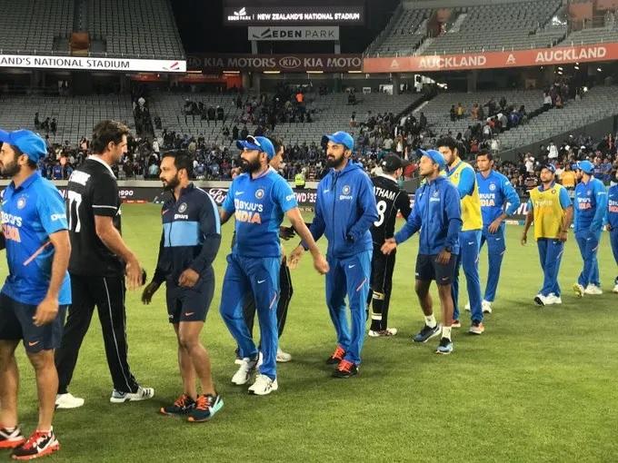 NZ vs IND: ম্যাচে হলো ১০টি রেকর্ড, ভারতয় দল সিরিজ হেরে গড়ল বেশকিছু লজ্জাজনক রেকর্ড 4