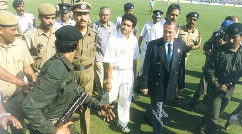 যখন ভারতীয় দল খেলেছিল খালি স্টেডিয়ামে ম্যাচ, জেনে নিন কোথায় হয়েছিল সেই ম্যাচ 3