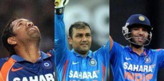 ৫জন ভারতীয় ব্যাটসম্যান যারা নিজের দেশকে জেতাতে করেছেন সবচেয়ে বেশি রান