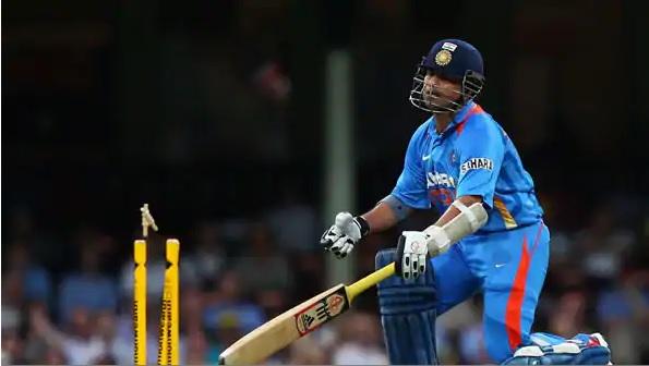 ওয়ানডে ক্রিকেটে ভারতের হয়ে সবচেয়ে বেশিবার শূন্য রানে আউট হওয়া ৫জন ব্যাটসম্যান 1